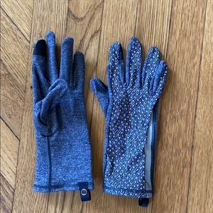 Lululemon Frozen Fizz Run Gloves S/M NWOT